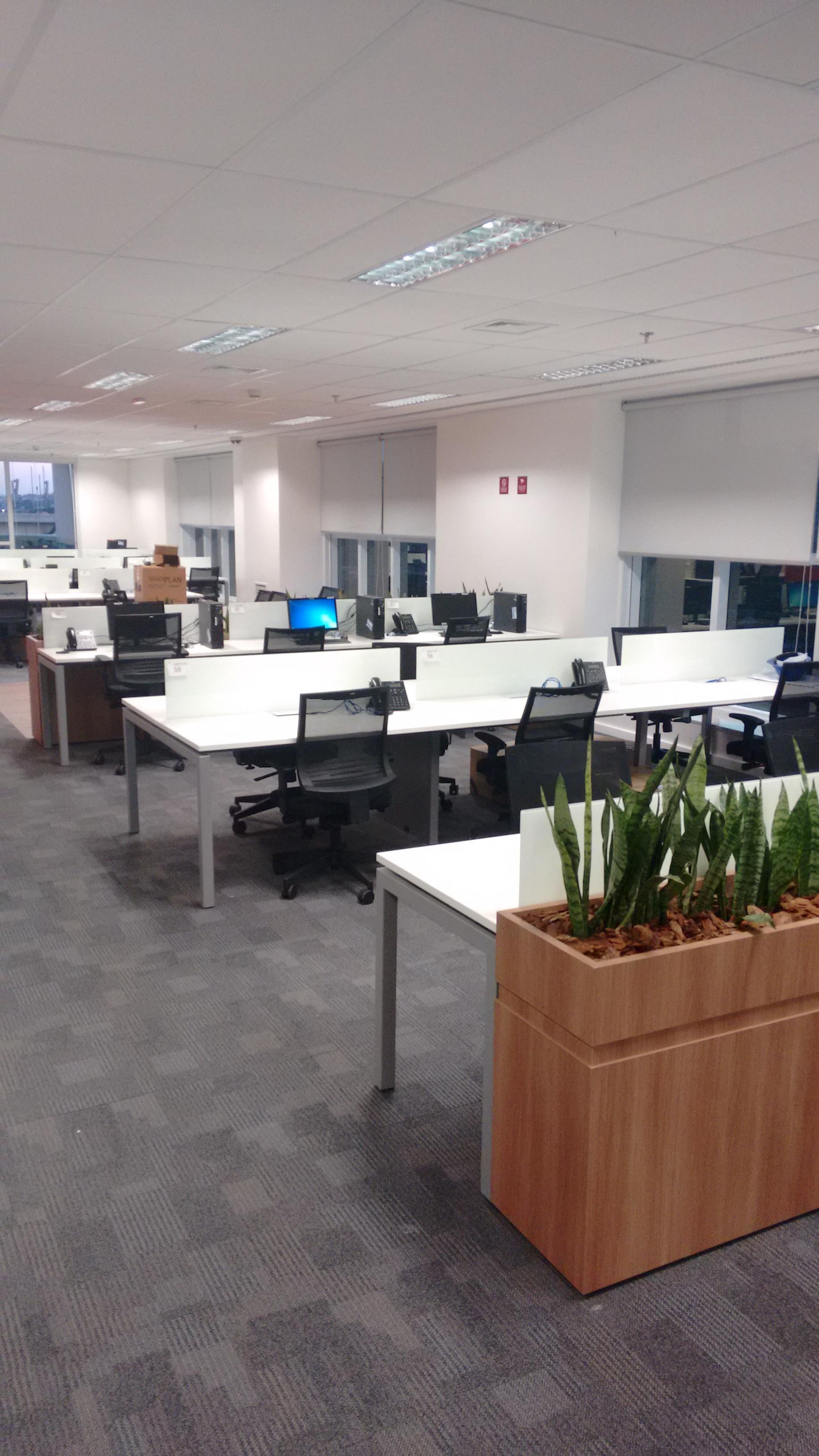 Terceirização de limpeza e copeira para escritórios